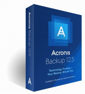 Acronis Cyber Backup 15 Advanced Virtual Host - subskrypcja roczna